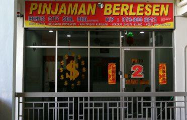 ☑  Bonus City Sdn Bhd