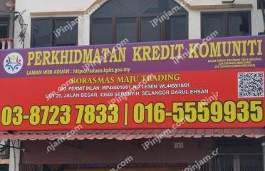 Borasmas Maju Trading