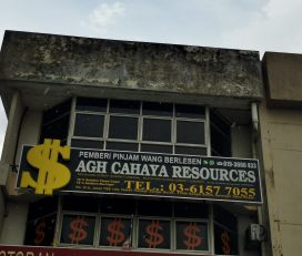 AGH CAHAYA RESOURCES (Sungai Buloh)