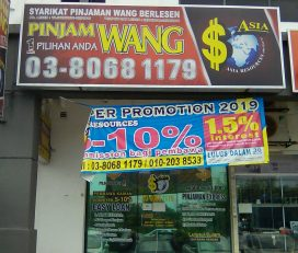 ☑  Asia Resources Puchong