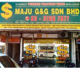 ☑ MAJU G&G SDN BHD