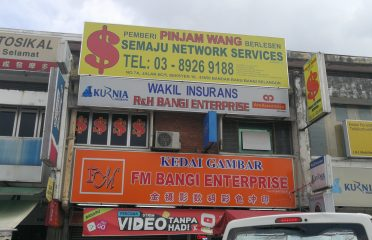 ☑  SEMAJU NETWORK SERVICES
