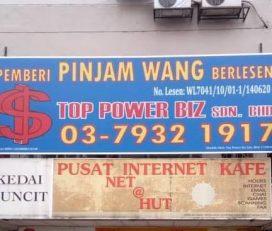 ☑ TOP POWER BIZ SDN BHD