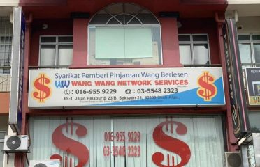 ☑ WANG WANG NETWORK SERVICES