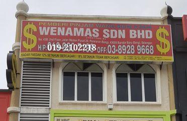 ☑ Wenamas Sdn Bhd (Bandar Baru Bangi)