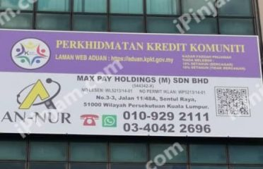 MAX PAY HOLDINGS (M) SDN BHD