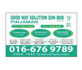 GOOD WAY SOLUTION SDN BHD