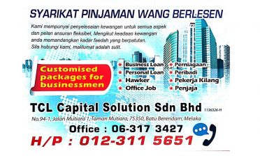 TCL CAPITAL SOLUTION SDN BHD