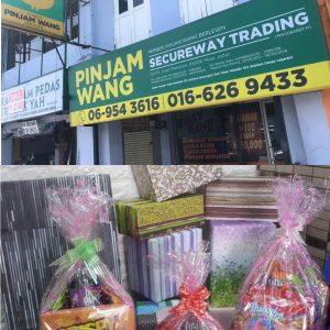 pinjaman wang berlesen secureway trading muar