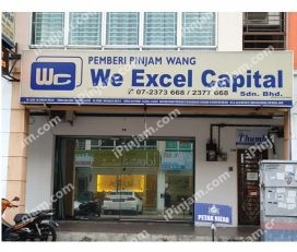 WE EXCEL CAPITAL SDN BHD