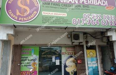 NAM FANG CREDIT SDN BHD
