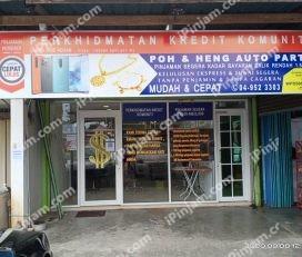 POH & HENG AUTO PARTS SYARIKAT PINJAMAN WANG BERLESEN