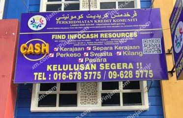 Find Infocash Resources